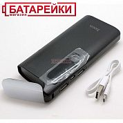 Фото - Power Bank Hoco B27 LED 15000 mAh Black