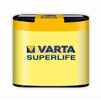 Фото - Бат.VARTA 2012 (3R12) shrink Superlife