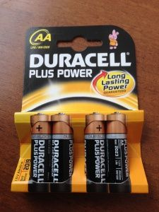 Фото - Duracell PLUS POWER LR6 (4BL)
