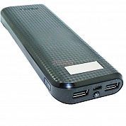 Фото - Power Bank Proda Ling Long LCD Power Box 20000mAh black