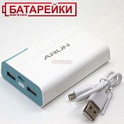 Фото - Power Bank ARUN Y39 8400mAh White-blue