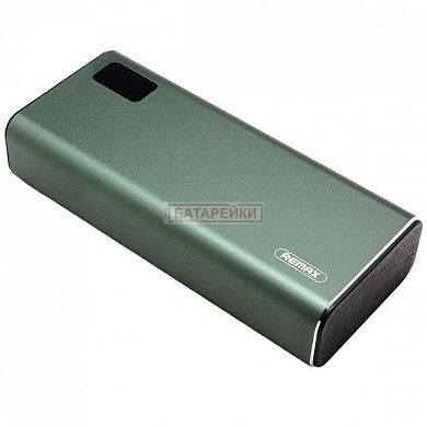 Фото - Power Bank Remax Mini Pro RPP-155 10000 mAh Green
