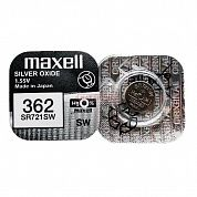 Фото - Maxell SR 721 (362)SW (NEW EUROPE)