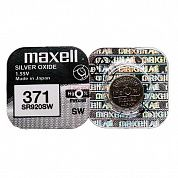 Фото - Maxell SR 920 SW G6(371,SR 69) (NEW EUROPE)