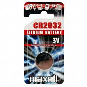 Фото - Maxell CR 2032 /1Bl   (NEW EUROPE)