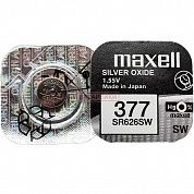 Фото - Maxell SR 626 SW G4(377) (NEW EUROPE)