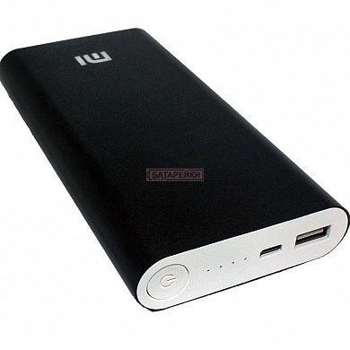 Фото - Power Bank Xiaomi Mi 20800mAh black (60%)