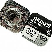 Фото - Maxell SR41 W(392) G3 (NEW EUROPE)