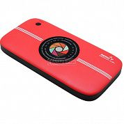 Фото - Power Bank Remax Camera Wireless 10 000 mAh RPP-91 (Беспроводной) Red