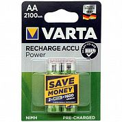 Фото - VARTA  R6,2100mAh Ni-MH BLI 2 (Ready 2 use)