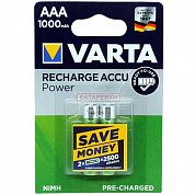 Фото - VARTA  R03/2BLI  AAA 1000mAh (Ready 2 use)