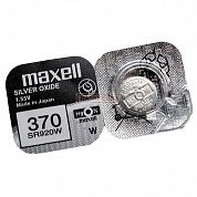 Фото - Maxell SR 920 W G6(370) (NEW EUROPE)