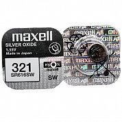 Фото - Maxell SR 616 SW(321)  (NEW EUROPE)