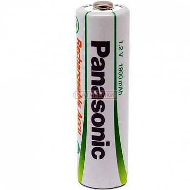 Фото - Panasonic R6,1900mAh Ready to Use Ni-MH 1х2шт.
