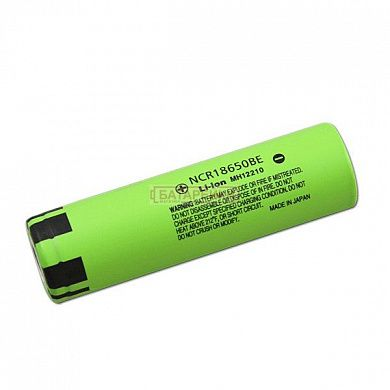 Фото - Panasonic NCR18650BE 3200mAh