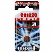 Фото - Maxell CR 1220 (B1) (NEW EUROPE)