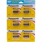 Фото - PANASONIC LR03 Alkaline Power 1x4 шт.