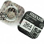 Фото - Maxell SR 621 SW G1(364,SR 60) (NEW EUROPE)