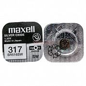 Фото - Maxell SR 516 (317) SW (NEW EUROPE)