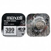 Фото - Maxell SR 927 W(399) G7 (NEW EUROPE)
