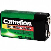 Фото - CAMELION 6F22 / Shrink ( Green )