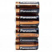 Фото - PANASONIC LR14/4sh Alkaline Power 1x4 шт.